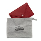 Portefeuille Femme Vivienne Westwood Victoria Envelope