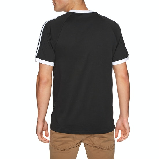 T-Shirt à Manche Courte Adidas Originals 3 Stripe