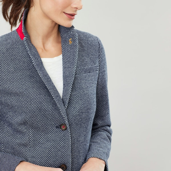 Joules Juliane Womens Blazer