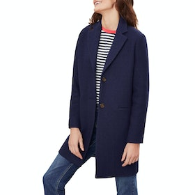 Joules Walton Womens Bunda - French Navy