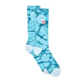 Rip N Dip Pill Socks - Blue Dye