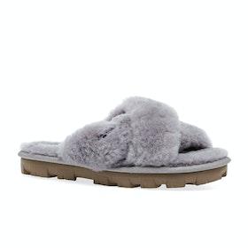 UGG Fuzzette Slippers - Soft Amethyst