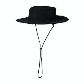 Chapeau Rip Curl Search Wide Brim - Washed Black