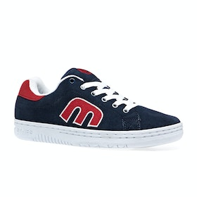 Chaussures Etnies Calli-Cut - Navy Red White