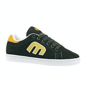 Chaussures Enfant Etnies Kids Calli-cut - Green/white/yellow