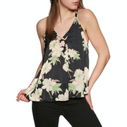 Free People Line Up Printed Cami Women's Top