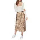 Free People Normani Bias Printed Skirt