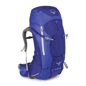 Osprey Ariel 65 Womens Hiking Backpack - Tidal Blue