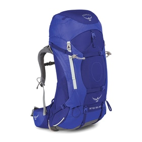 Osprey Ariel 55 Womens Hiking Backpack - Tidal Blue