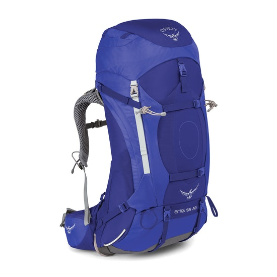Osprey Ariel 55 Womens Hiking Backpack