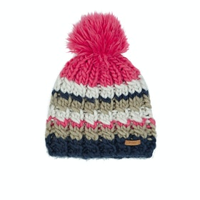 Barts Feather Womens Beanie - Navy