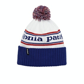 Bonnet Patagonia Powder Town - Park Stripe/Viking Blue
