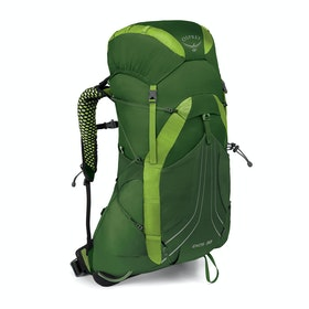 Osprey Exos 38 Hiking Backpack - Tunnel Green