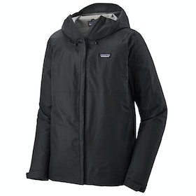 Patagonia Torrentshell 3L Waterproof Jacket - Black