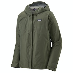 Patagonia Torrentshell 3L Waterproof Jacket - Industrial Green