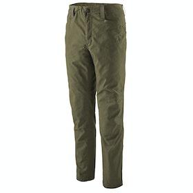 Patagonia Gritstone Rock Walking Pants - Industrial Green