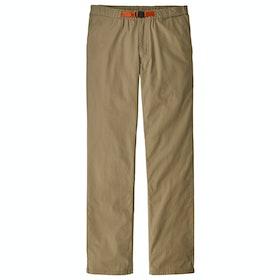 Patagonia Organic Cotton Lightweight Gi Walking Pants - Mojave Khaki