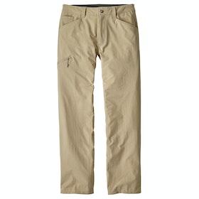 Patagonia Quandary Reguar Length Walking Pants - El Cap Khaki