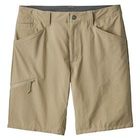 Patagonia Quandary 10 Inch Walk Shorts - El Cap Khaki
