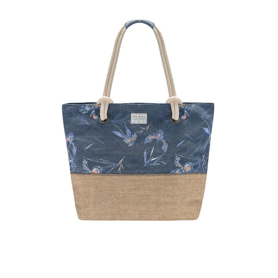 Animal Poppy Womens Shopper Bag