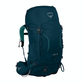 Osprey Kyte 36 Womens Hiking Backpack - Icelake Green