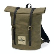 Northcore Waxed Canvas Backpack