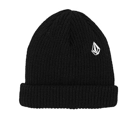 Bonnet Enfant Volcom Sweeplined By - Black
