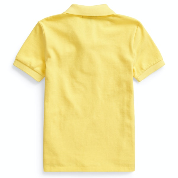 Polo Ralph Lauren Short Sleeve Knit Junior Boy's Polo Shirt
