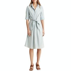 Lauren Ralph Lauren Coyne Casual Dress - Vintage Chambray Wash