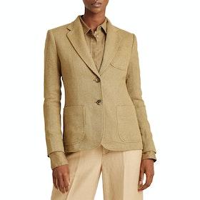Lauren Ralph Lauren Britaine Women's Blazer - Olive