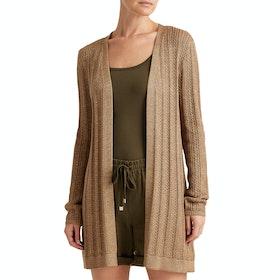 Lauren Ralph Lauren Baturka Women's Sweater - Gold