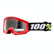 100 Percent Strata Mini Kids Motocross Goggles