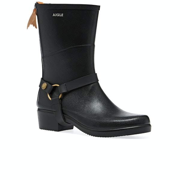 Aigle Miss Julie Short Women's Wellington Boots