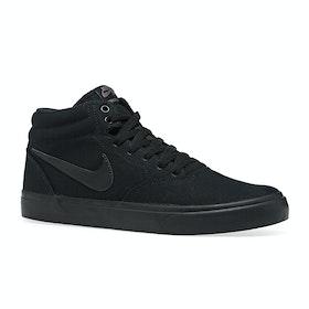 Chaussures Nike SB Charge Mid - Black Black Black Thunder Grey