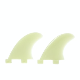 FCS Glass Flex Side Bite Fin - Natural Glass