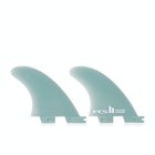 FCS II Carver Glass Flex Quad Rear Fin