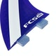 FCS GAM Performance Core Thruster Fin