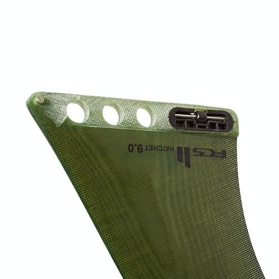 FCS II Hatchet Performance Glass Single Fin