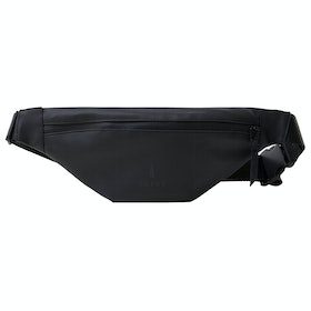 Rains Mini Bum Bag - Black