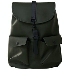 Rains Camp Rucksack - Green