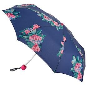 Joules Minilite Dame Paraply - Tregothnan Floral