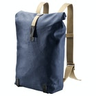 Brooks England Pickwick Canvas Leather Backpack