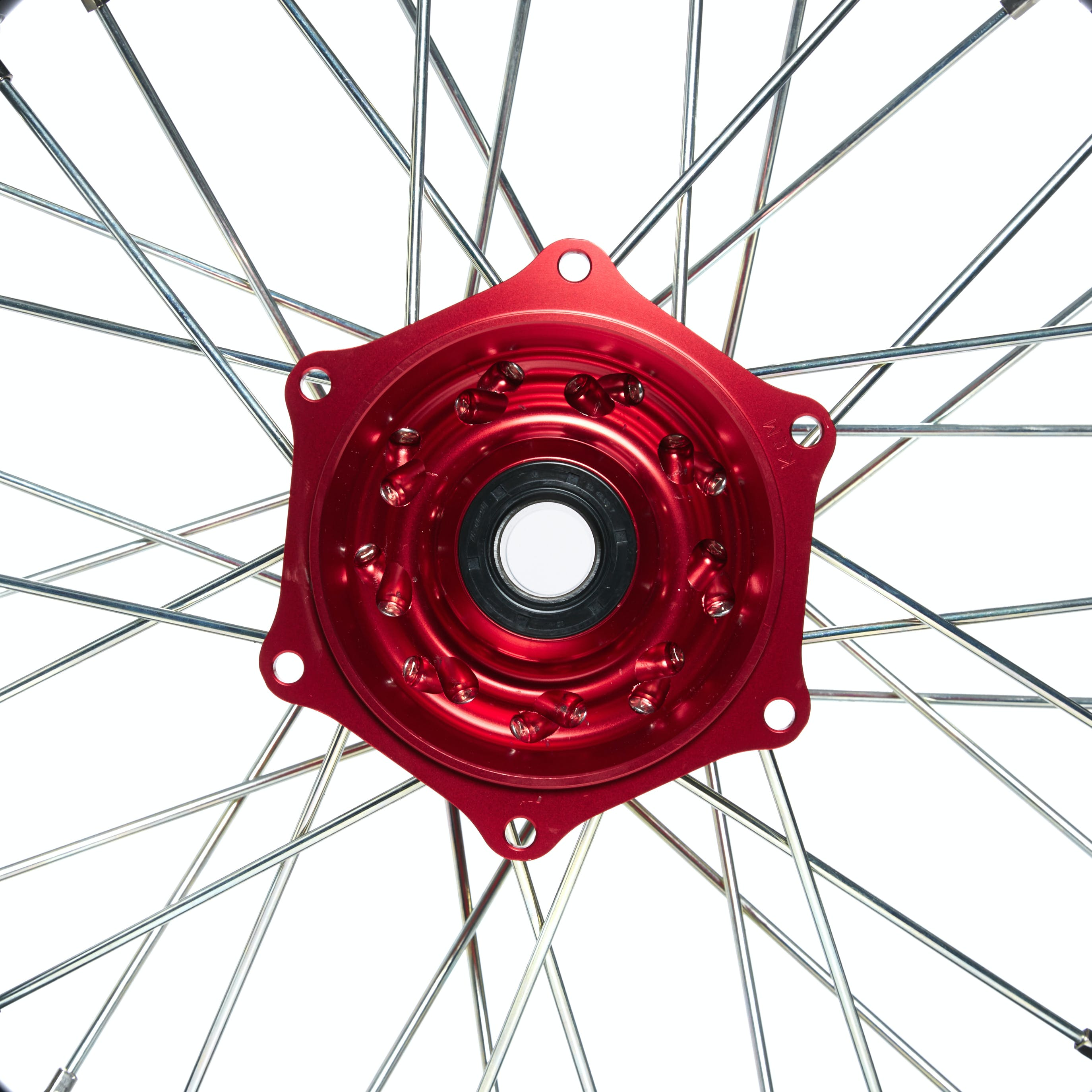 Beta 250//300 RR 13-18 400//450//498 RR 13-18 RFX Pro FAST Wheel Spacers Rear Red