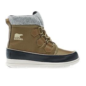 Sorel Explorer Carnival Boots - Elk