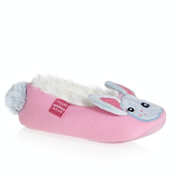 Joules Dreama Character Girl's Slippers