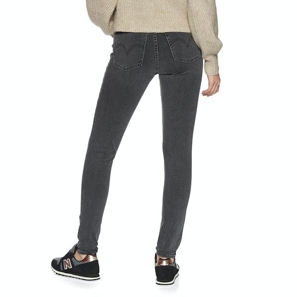 Levi's Mile High Super Skinny Dames Jeans