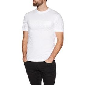 Napapijri Serber Short Sleeve T-Shirt - Bright White