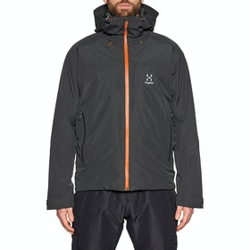 Haglofs Niva Insulated Snow Jacket - Slate