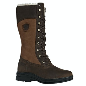 Ariat Wythburn H2O Insulated Ladies Country Boots - Java