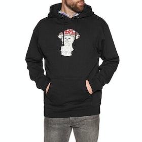 Rip N Dip Nerm Cap Pullover Hoody - Black